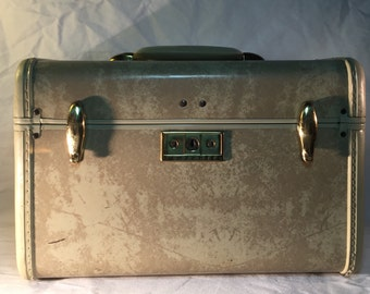 Samsonite Train Case, Aged Condition, Shwayder Bros Style 4512