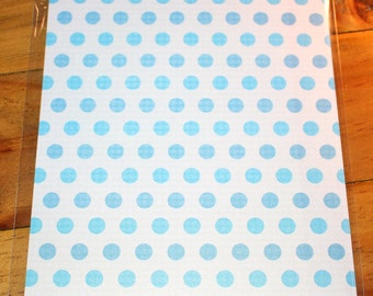 The PaperMill Specialty Paper ~ Blue two Tone