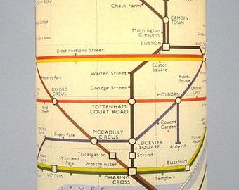 London Underground Mini Lamp
