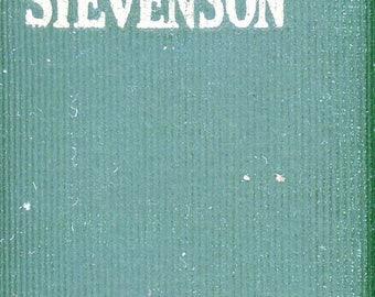 "Antiquarian Book, ""The Wrecker"" By Robert Louis Stevenson And Lloyd Osbourne"