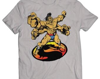Mortal Kombat Goro T-shirt T-shirt