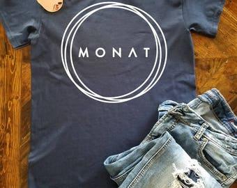 Monat Shirt / Hair Quote Shirt / Monat Shirt / Hairdresser Shirt / Boss Babe / Mom Boss / WAHM / MLM