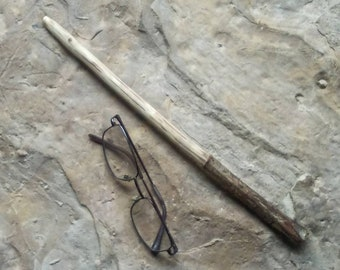 Oak wand, Magic Wand, hand carved wand, Witches wand, tool for wiccans, Wizard  staff, Wiccan wand, Pagan wand