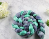 Aqua Wash- Hand Dyed Spin...