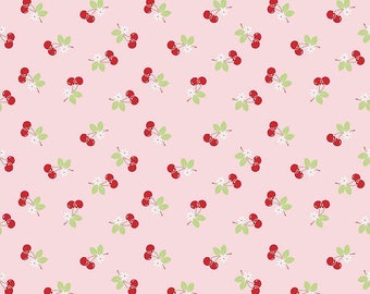Sew 2 Cherry in Pink by Lori Holt for Riley Blake  Designs