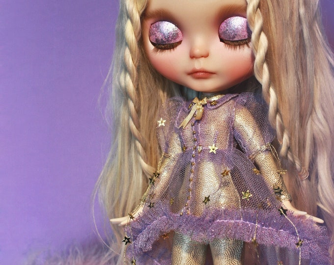 G.Baby Lounging Linda OOAK Custom Blythe Doll – Roxette