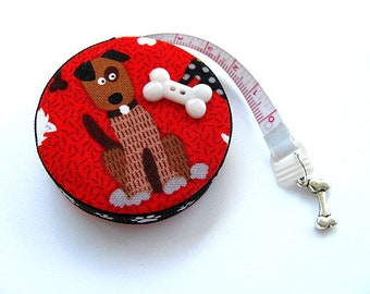 tape Measure Mixed Dogs  Retractable Measuring Tape