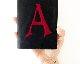 The Scarlet Letter Hand-Embroidered 1893 Hardcover