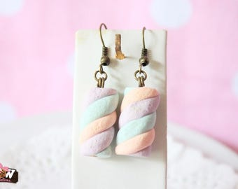 Bo - Gourmet marshmallows pink