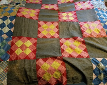 Vintage quilt top cutter for projects 1920s