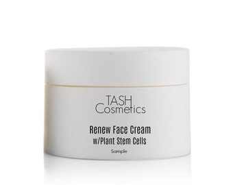 Renew Face Cream w/Plant Stem Cells-Sample