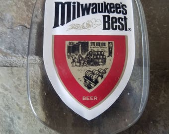 Milwaukee's Best Beer Tap