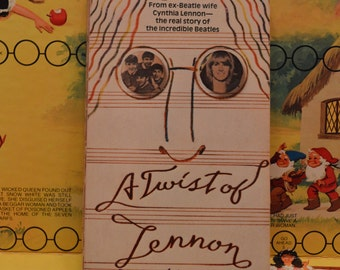 A Twist of Lennon By Cynthia Lennon