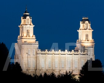 Manti, Utah LDS Temple