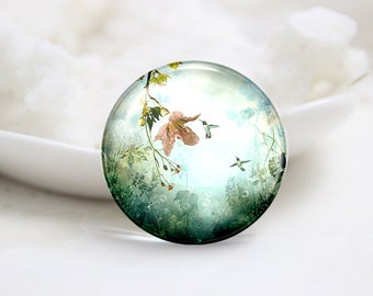 10mm 12mm 14mm 16mm 18mm 20mm 25mm 30mm Handmade Round Photo Glass Cabochons Cover (P1292)