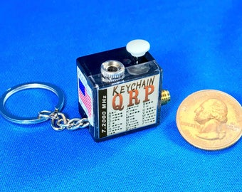 KeychainQRP 40m Band - World's smallest Ham Radio HF Transmitter