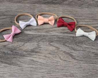 Braelyn Cotton Bow