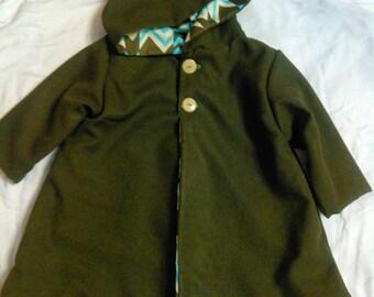 Kid's size 2T  jacket