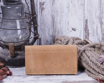 Long Wallet Women Thin Wallet Handmade Wallet Coin Wallet Women Slim Wallet Card Holder Wallet Leather Phone Wallet Wallet Long Card Wallet