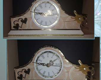 Occasion Mantle Clock
