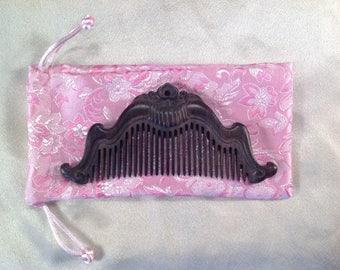 B0011- Wooden Comb