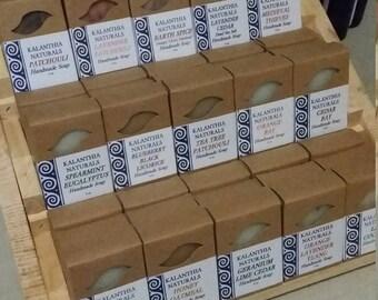 Handmade Soap! Half Dozen Artisan Soap Bars
