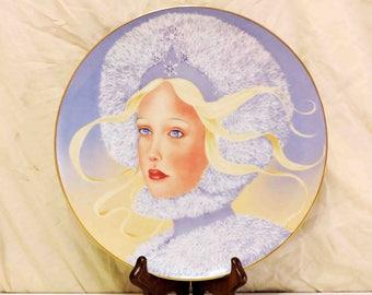 "Princess Snowflake 1978 ""Prinxedssin Schneeflocke"" by Dolores Valenxa"
