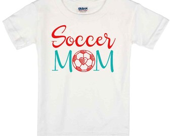 Soccer Mom Tank Top or  T Shirt