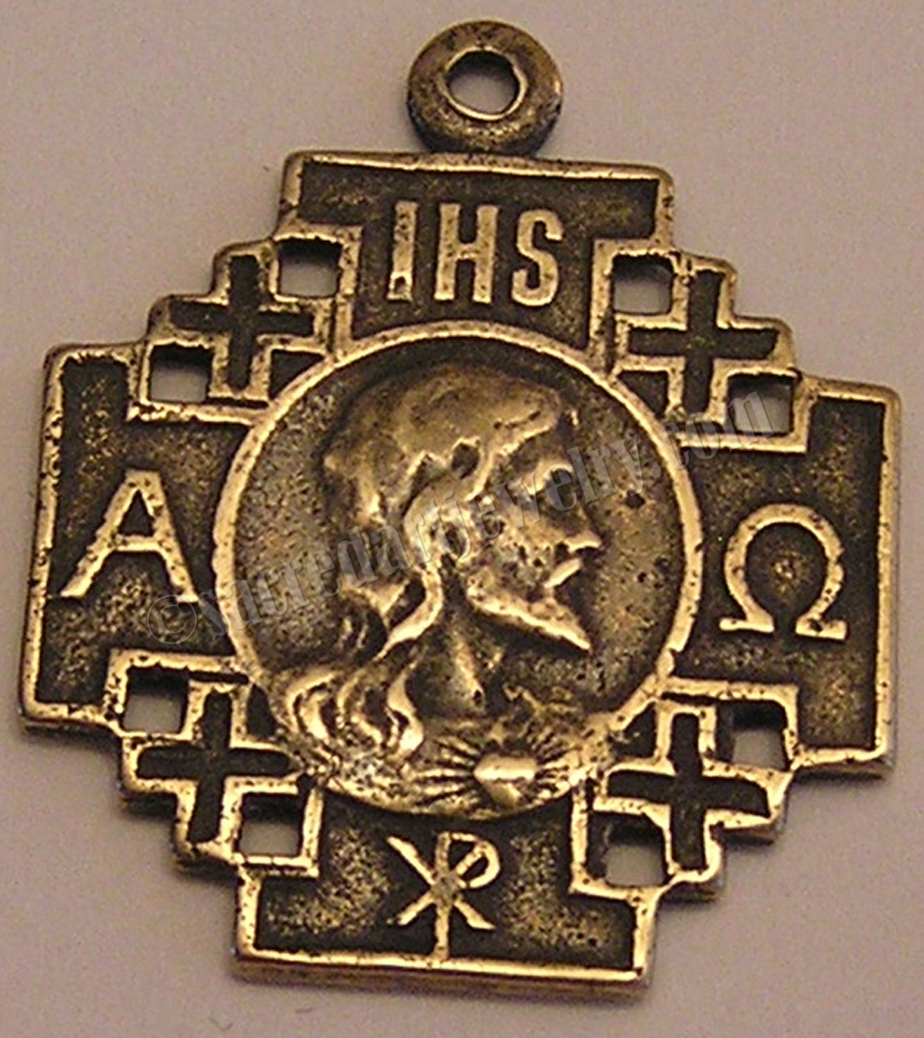 catholic christopher protect product open st sadco us medallion