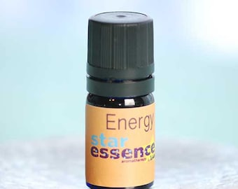 Energizing Blend of Pure Essential Oils Energy Diffuser Blend