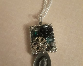 Picture frame pendant