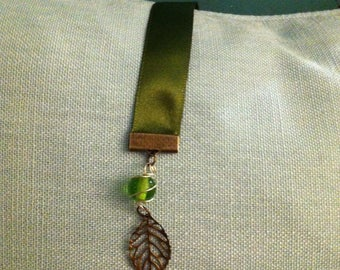 Leafy Greens Bookmark