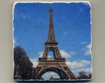 Eiffel Tower in Paris, France -  Original Coaster