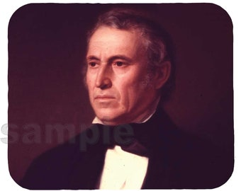 Mouse Pad; Zachary Taylor Mp2