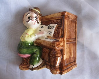 Pianist Japan VTG bartender / bartender pianoman Japan