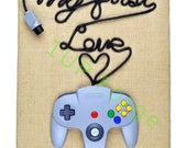 Nintendo 64 Poster Print ...