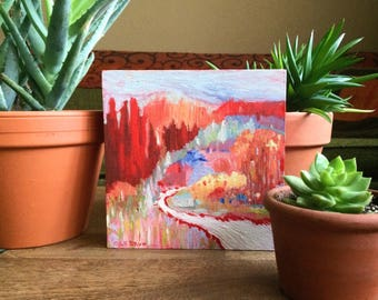 Original Painting - Candy Land
