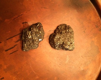 Pyrite chunks, fools gold, pyrite