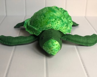Stu the Sea Turtle - Ready To Send