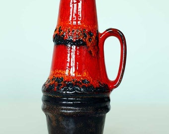 Vase 400-22 by Scheurich, West German Pottery, 60/70ties