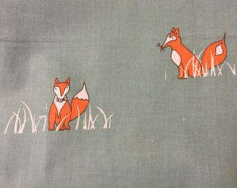 Sly Fox from Camp Sur 3 by Jay-cyn for Birch Organic Fabric