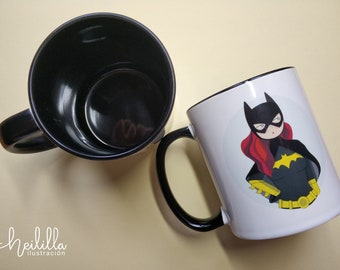 PREORDER Batgal mug