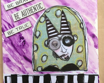 Be Authentic Be True