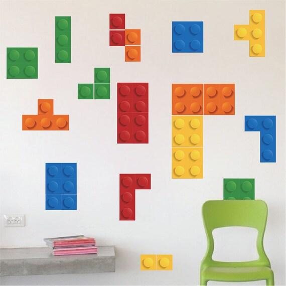 Elegant Play Room Wall Decals Game Room Wallpaper Sticker Boys Room