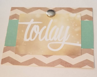 Today Card