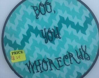 Whorecrux Embroidery