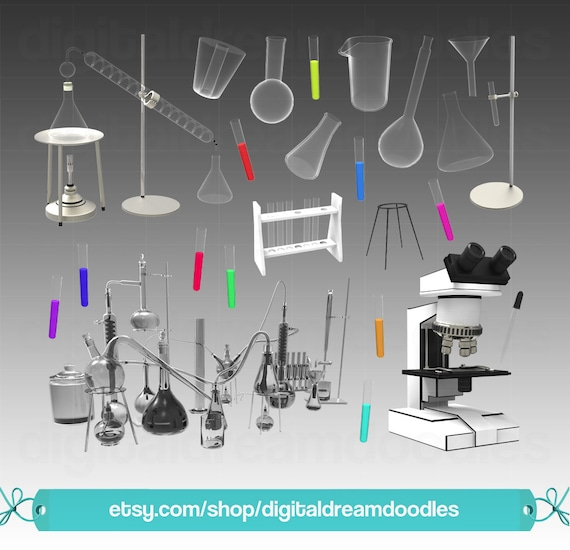 Science clipart chemistry lab clip art laboratory graphic science clipart chemistry lab clip art laboratory graphic scientist image test tube png beaker scrapbook microscope digital download from ccuart Images