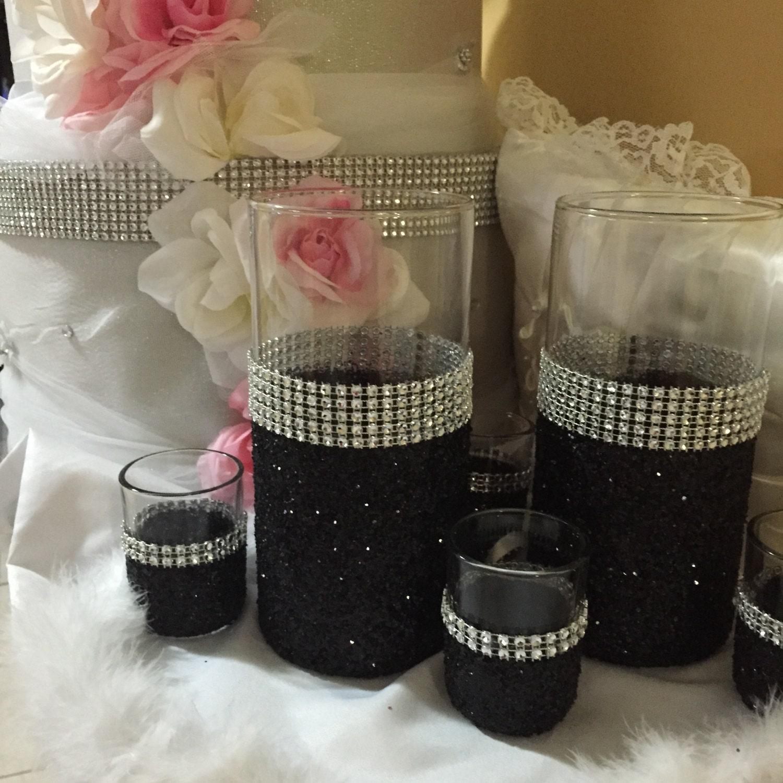 Wedding centerpiece rhinestone vase 1 vase bridal bouquet zoom reviewsmspy