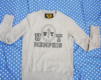 Classic UT Memphis Grey Sweatshirt