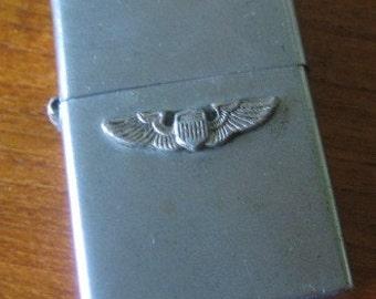 Vintage Crest Craft Aviator Lighter